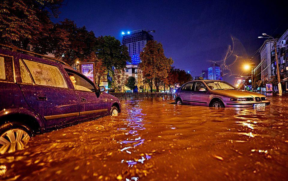Аномальні зливи в Україні: як готується Вінниця до удару стихії