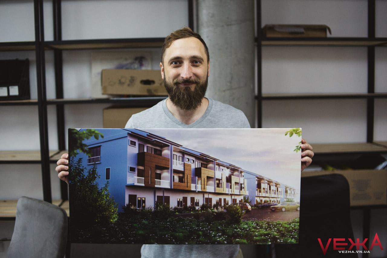 """""""Це не гетто, а коворкінг"""": біля Вінниці збудують інноваційні будинки для """"айтішників"""". ФОТО"""