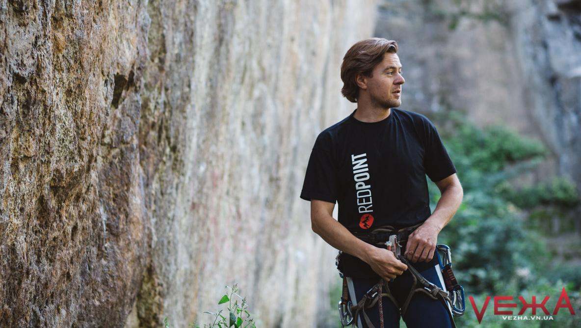 «У горах ти просто форматуєш диск»: вінничанин Дмитро Венславовський про альпінізм та експедицію на Каракорум