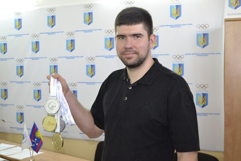 Двоє вінничан вибороли золото на Чемпіонаті України зі стрільби з пневматичної зброї