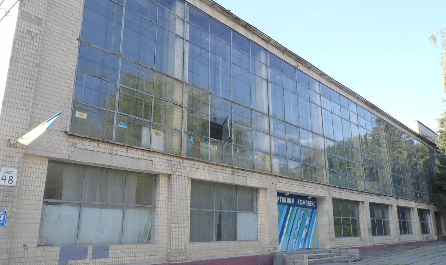 Вінницький СКА відремонтують за майже 45 мільйонів гривень