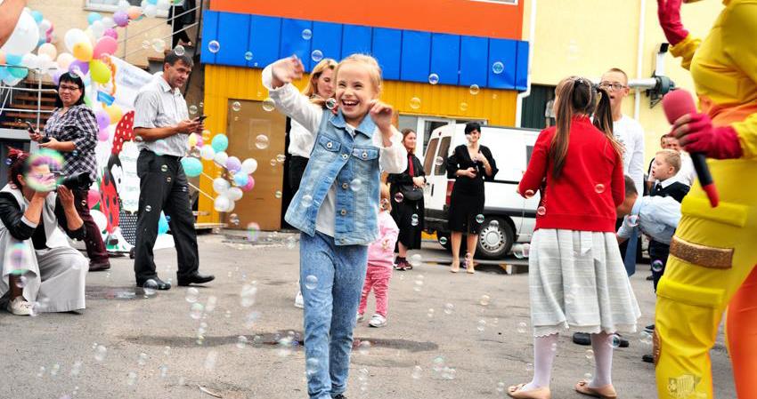 У Вінниці відкрили сучасний центр розвитку для дітей із синдромом Дауна. ФОТО