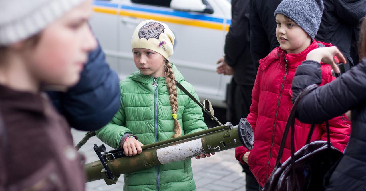 У Вінниці влаштують захід для дітей із вибухотехнікою та поліцейськими собаками