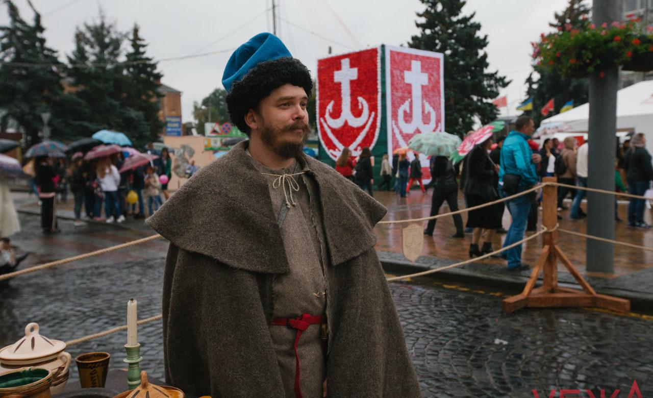 Вінниця святкує під дощем: фоторепортаж з Дня міста