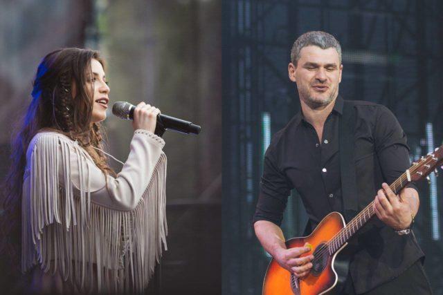 Сьогодні у Вінниці відбудуться концерти Христини Соловій та Арсена Мірзояна