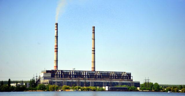 Ладижинська ТЕС потрапили в десятку найбільших забруднювачів повітря України