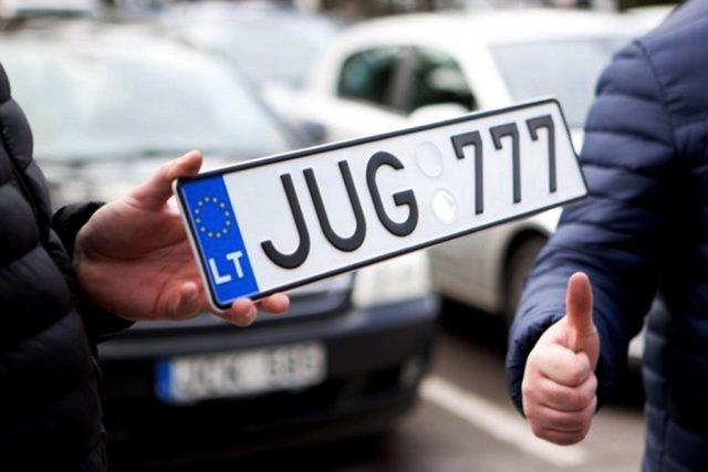 На Вінниччині розмитнили «євроблях» вже на понад 20 мільйонів