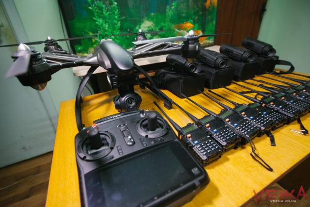 Безшумні мотори та тепловізори: Вінницький рибоохоронний патруль отримав нове обладнання. ФОТО