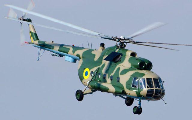 На Вінниччині Повітряні сили отримали допуск до модернізованих Мі-8. ФОТО