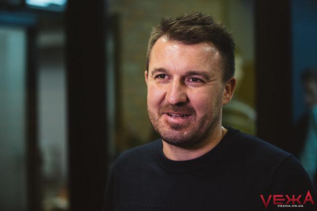 Легенда велоспорту Ярослав Попович розповів, як допомагатиме вінницьким спортсменам. ФОТОРЕПОРТАЖ