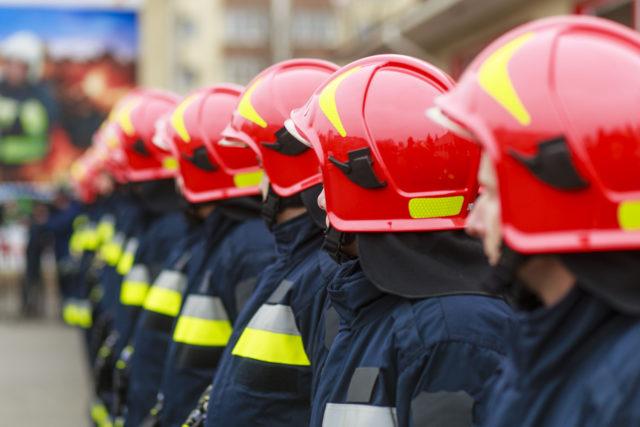 Сьогодні у вінницькому ТЦ відбудуться навчання рятувальників з ліквідації пожежі