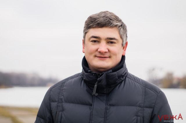 """Василь Гошовський: """"Вінниця стає тим острівцем, з якого Україна перероджується"""""""