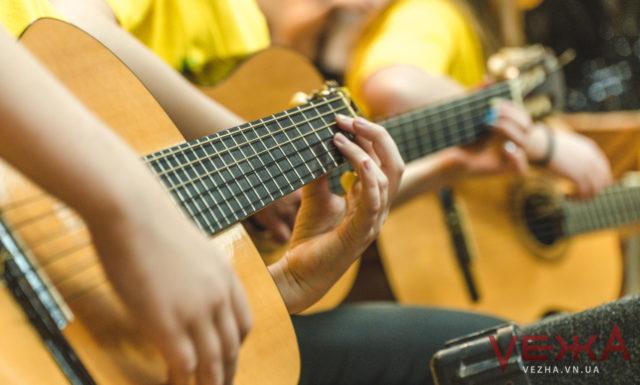 Вінничан запрошують стати волонтерами Music Camp International