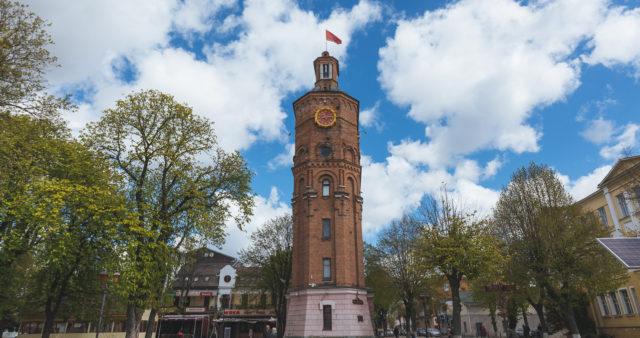 Вінницю всьоме визнали найкомфортнішим містом України