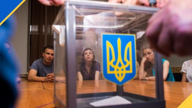 ЦВК: системних порушень в ході голосування не зафіксовано