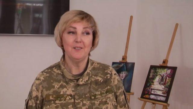 Офіцер ЗСУ із Вінниці здобула перемогу на мистецькому конкурсі в Лондоні. ВІДЕО