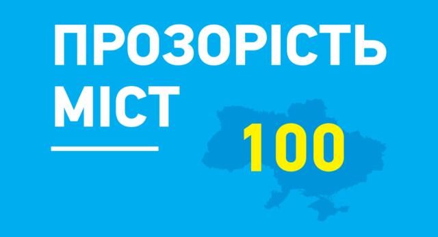 Вінниця потрапила в ТОП-3 найпрозоріших міст України. ГРАФІКА