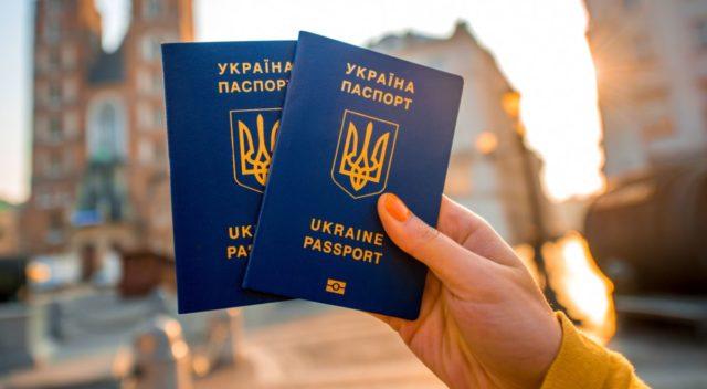 ОПОРА: на Вінниччині голосували за закордонними паспортами