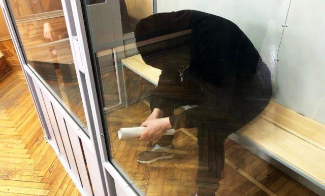 Підозрюваного в резонансному грабежі на Вінниччині взяли під варту. ФОТО, ВІДЕО