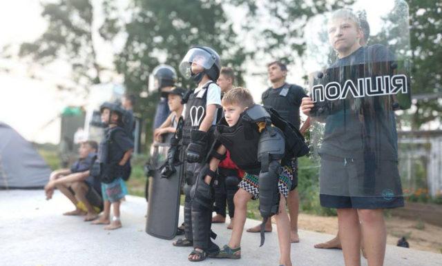 Підлітків Вінниччини запрошують на всеукраїнський поліцейський табір у Донецьку область