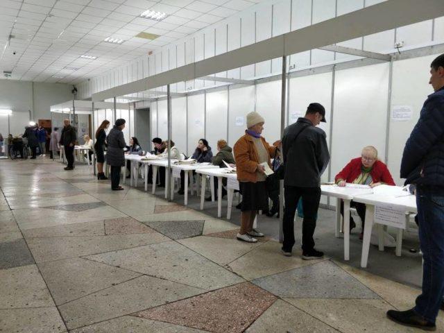 На Вінниччині вже проголосували 12% виборців