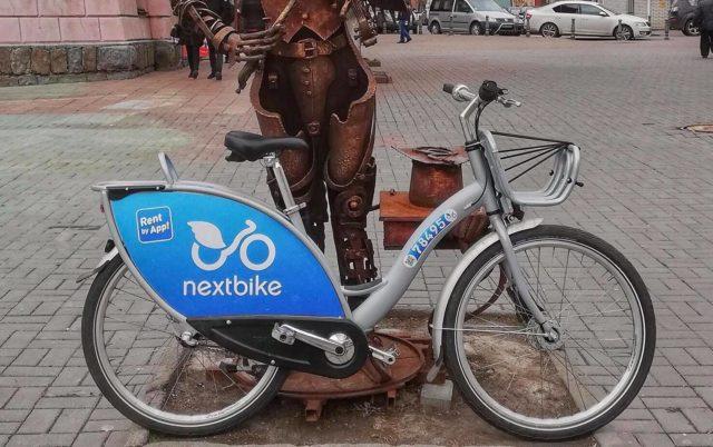 У Вінниці розпочинається новий сезон роботи велопрокату Nextbike. ФОТО
