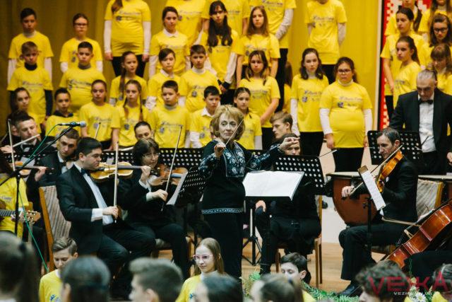 Третій «Music Camp International» у Вінниці завершився грандіозним концертом. ФОТОРЕПОРТАЖ
