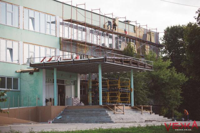 У Вінниці утеплять ще п'ять дитячих садків і Палац дітей та юнацтва