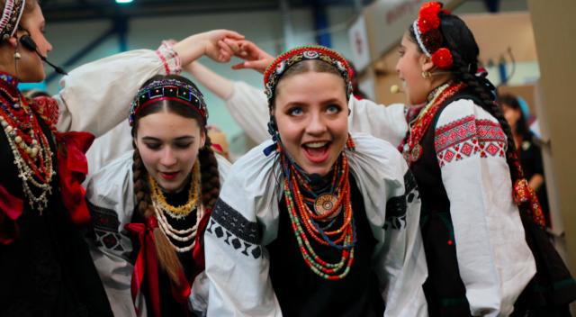 Visit Vinnytsia та спробуй гострий яблучний суп: чим вражає Вінниччина на туристичній виставці в Києві. ФОТОРЕПОРТАЖ