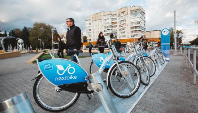 Новий сезон міського велопрокату у Вінниці може початися 25 березня