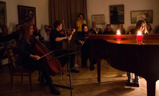 Location Music Night: у Вінниці відбулася перша нічна вечірка в музеї. ФОТО