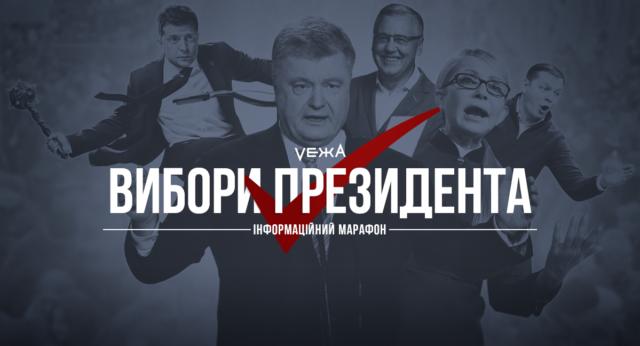 Вибори Президента України на Вінниччині. ОНОВЛЮЄТЬСЯ