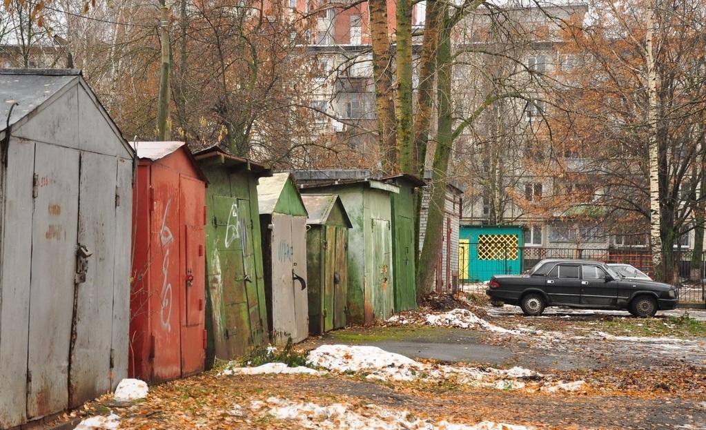 Вінничанин пропонує знести гаражі та облаштувати платні автопарковки - VежA