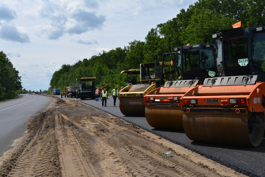Цьогоріч на Вінниччині планують відремонтувати 87 кілометрів доріг  державного значення - VежA