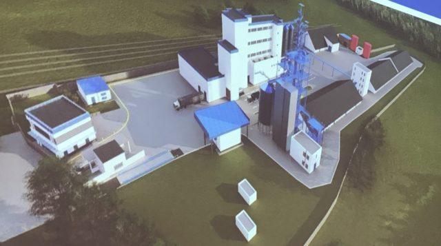 На Вінниччині збудують завод з переробки кукурудзи за 14 мільйонів доларів. ГРАФІКА