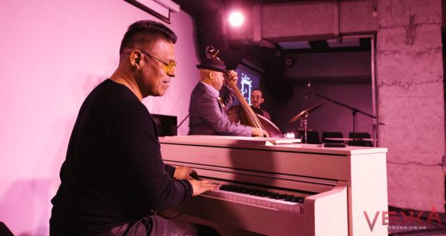 Джаз із Нью-Йорку: як у Вінниці вперше виступили Benito Gonzalez Trio. ФОТОРЕПОРТАЖ