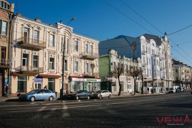 Рух головною вулицею Вінниці перекриють на три тижні через реконструкцію трамвайних колій
