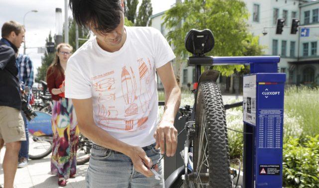 У Вінниці встановлять безкоштовні вело-СТО та веломапи. ГРАФІКА