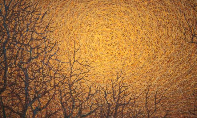 """""""Мистецтво — це те, що робить людей добрими"""": у Вінниці відкрилася виставка """"генія сучасності"""" Івана Марчука. ФОТО"""