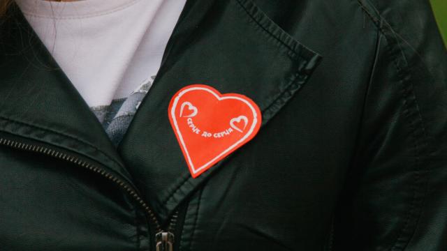 Заради дитячих сердець: у Вінниці відбулися благодійний ярмарок та концерт. ФОТОРЕПОРТАЖ