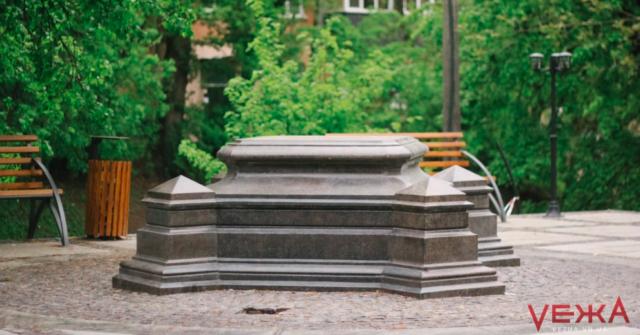 Вінницький пам'ятник Магдебурзькому праву встановлять напередодні Дня Європи. ФОТО
