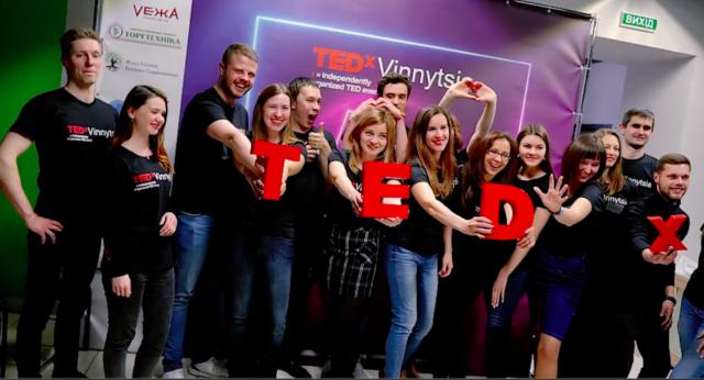 TEDx Vinnytsia-2019: як це було. ВІДЕО