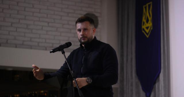 «Обламування зубів та реальна незалежність»: про що говорив у Вінниці лідер «Національного корпусу» Білецький. ФОТО