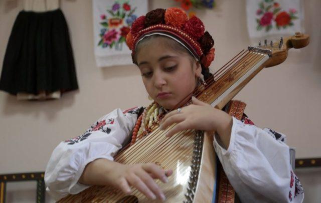 Бетховен на бандурі: у Вінниці дасть концерт 10-річна Софія Аль-Хадіді. ВІДЕО
