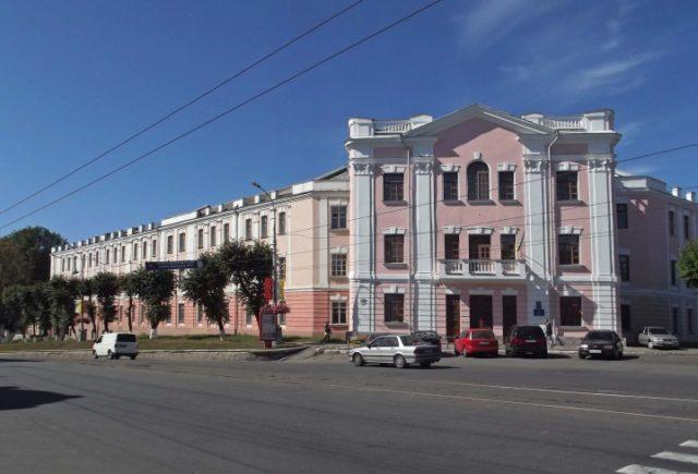 У Вінниці на утеплення гімназії на Соборній виділили 23 мільйони