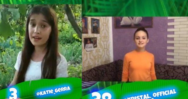 """Дві дівчинки зі Жмеринки змагаються за можливість потрапити на дитяче """"Євробачення"""". ВІДЕО"""
