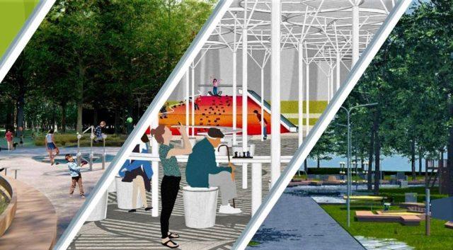 """Реконструкцію """"Хіміка"""" розпочнуть з освітлення: вінничани схвалили зміни до детального плану парку"""