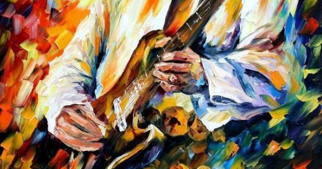 Вінницький гітарист-віртуоз зіграє Баха, Вівальді та хіти класичного року