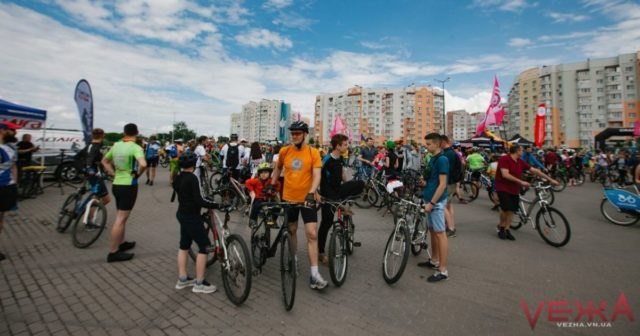 У Вінниці влаштують нетворкінг для велосипедистів