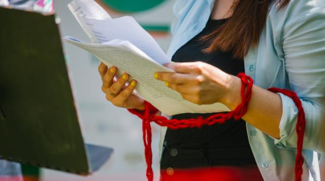 """""""Я – Крим"""": у Вінниці відбулись острівні читання в рамках міжнародного фестивалю. ФОТОРЕПОРТАЖ"""
